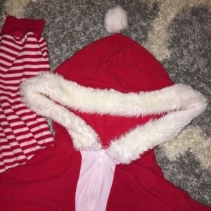 target Intimates & Sleepwear - Unisex Holiday Onesie with Pockets